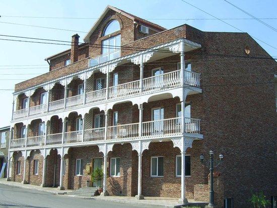 Rcheuli Marani : Hotel facade