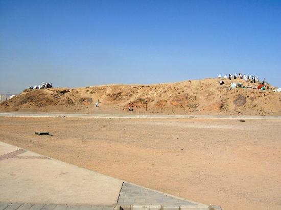Mount Uhud: M9