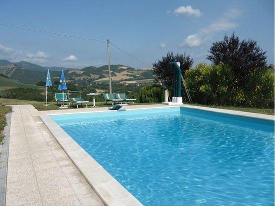 Ca' Maggio Nuovo: pool