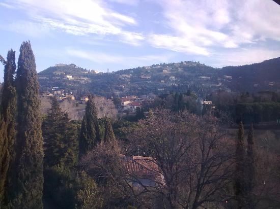 Villa la Stella: Panorama1