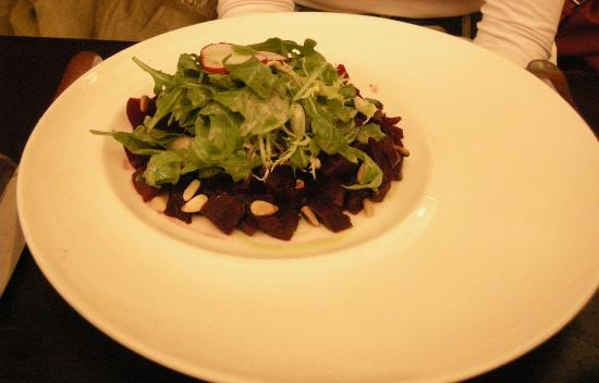 Blaue Gans : Bibb Lettuce Salad