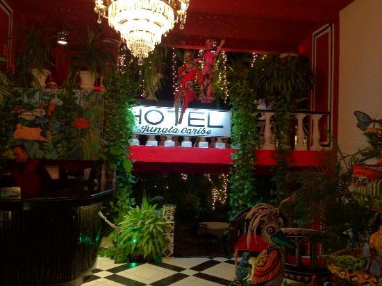 Maya del Mar: Entrada al hotel
