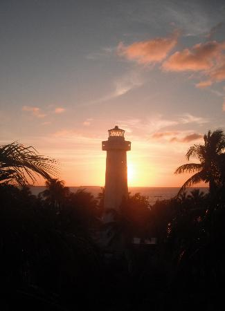 Hotel Posada Del Mar: My sunset pic from hotel roof!