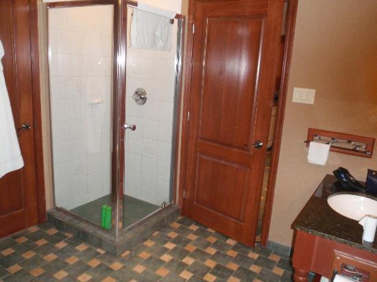 Sommet des Neiges : salle de bain