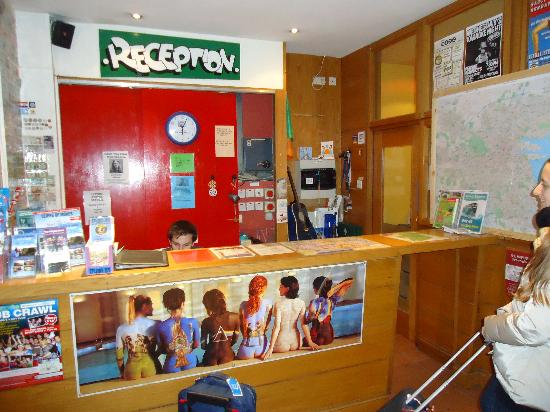 Sky Backpackers: The reception