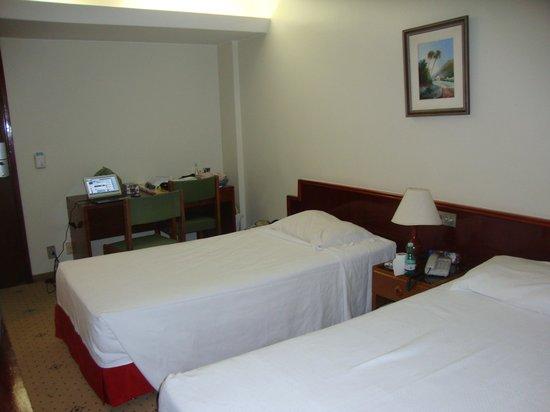San Marco Hotel: Quarto duplo - 6º andar