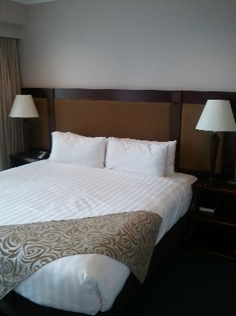 The Spencer on Byron Hotel: Very Comfortable bed