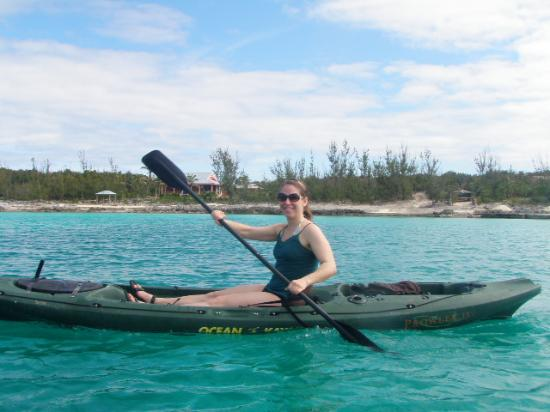 Surfers Haven Guesthouse: sea kayaking