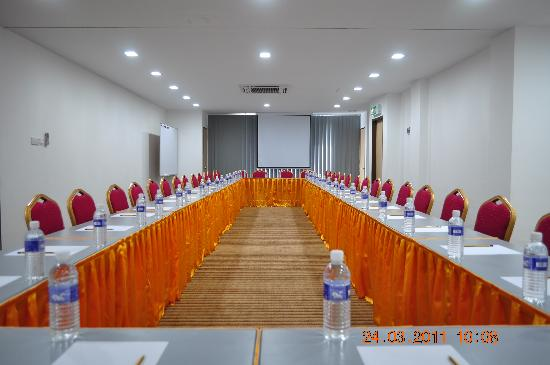 Dorset Boutique Hotel, Kuching: Conference Room