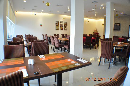 Dorset Boutique Hotel, Kuching: Cafe