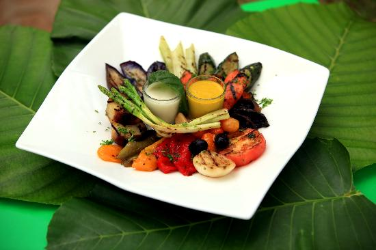 The banjaran spa wellness centre ipoh all you need for Afro latino 18 cuisine
