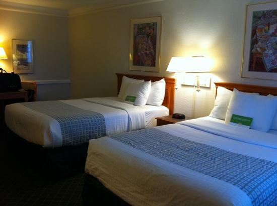 La Quinta Inn Fort Myers Central: Double room