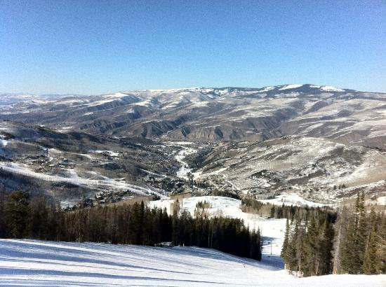 Vail Residences at Hotel Talisa: Great Skiing!