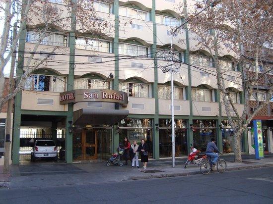 hoteles san rafael: