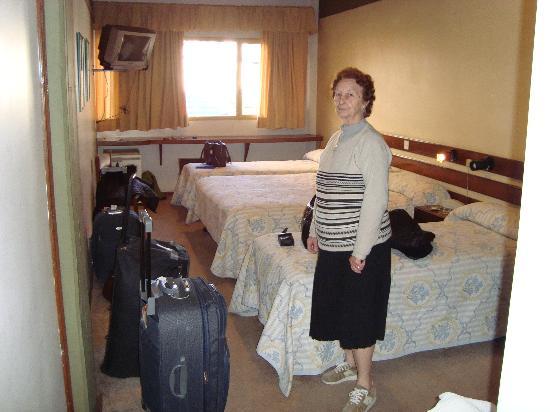 Hotel San Rafael: habitación muy cómoda