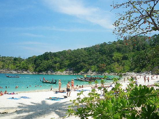 Freedom Beach: paradise!