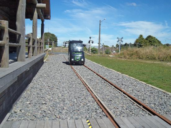 Railcruising: rail car