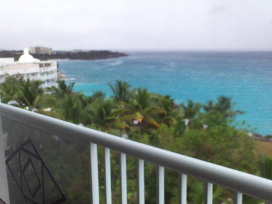 Sapphire Beach Club Resort: Morning Balcony View