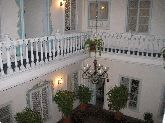 Hotel Inca Real: Restful