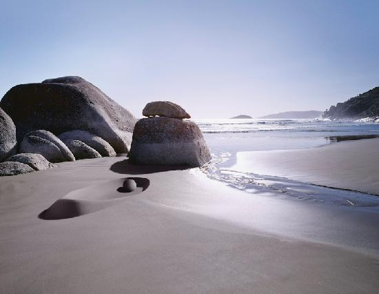 Agnes, Australia: Nearby Wilsons Promontory