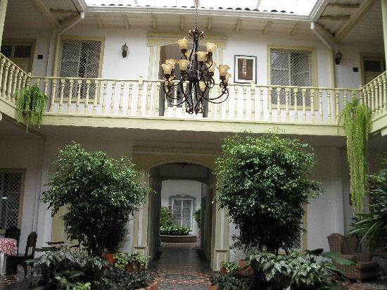 Hotel Inca Real: More of interior