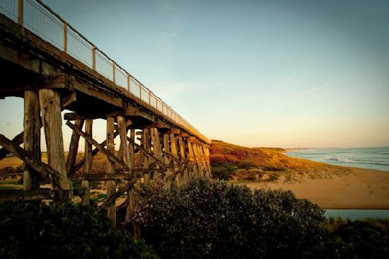 Archies Creek, Australien: Kilcunda Trestle Bridge