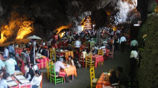 La Gruta - Picture of La Gruta Restaurant, San Juan Teotihuacan ...