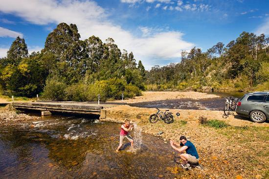 Benambra, Αυστραλία: Great Alpine Road