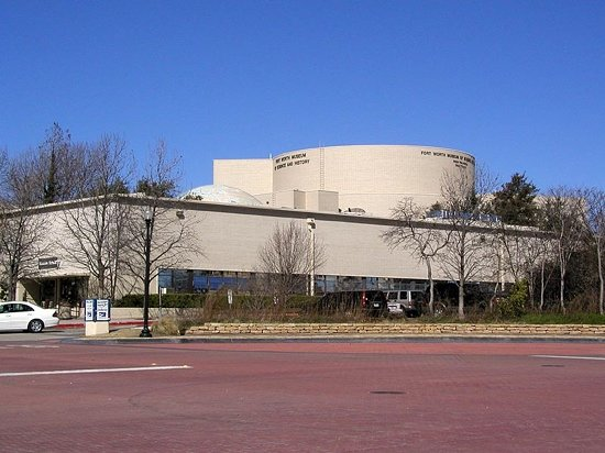 Fort Worth, TX: museum of science/ omni theater