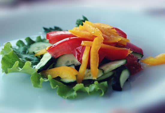 Levant Eco Hotel: салатик
