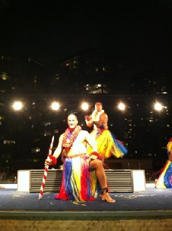 Waikiki Starlight Luau: luau