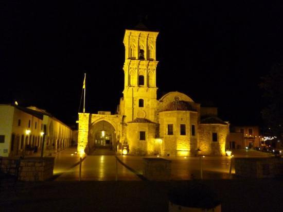 Livadhiotis City Hotel: St Lazarus church