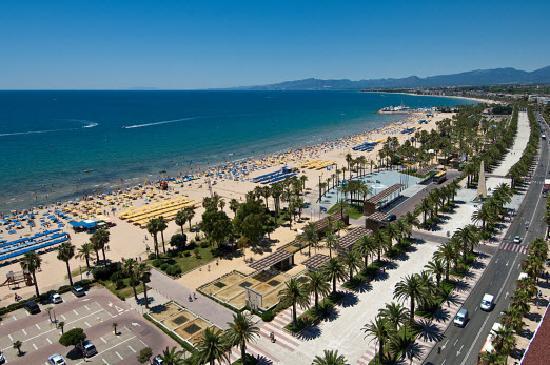 Salou, Spain: Playa Llevant