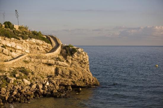 Salou, Espagne : Camino de Ronda
