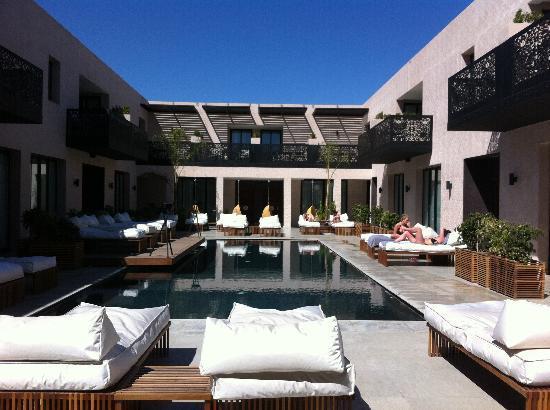 Cesar Resort & Spa: Vista Cortile interno