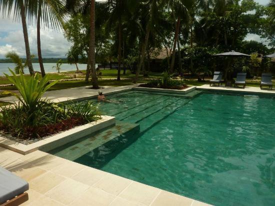 Eratap Beach Resort: Pool