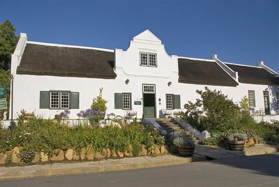 ‪Tulbagh Country Guest House - Cape Dutch Quarters‬
