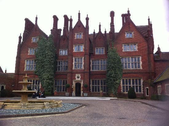 Dunston Hall Hotel Norfolk