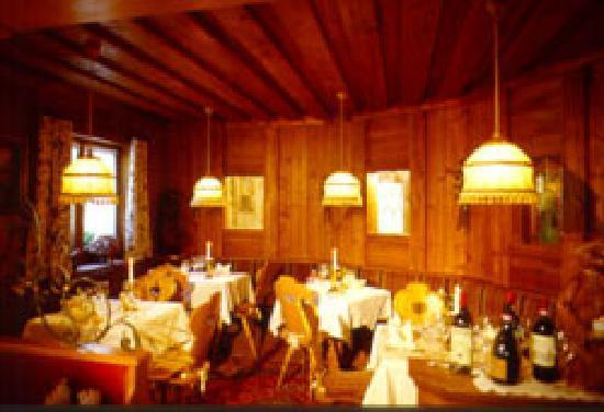 Hotel Hartenfels: Kleine Stube