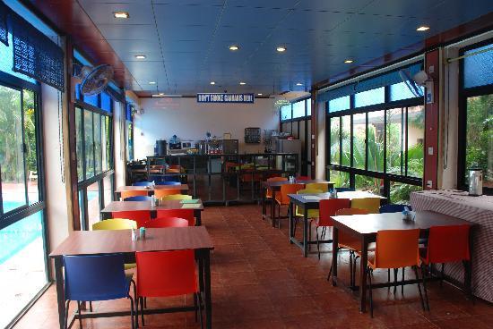 Villa Anjuna: Cafe Pluto