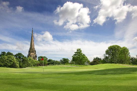 Worsley Park Marriott Hotel & Country Club: Golf Course