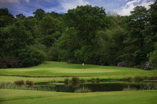 Worsley Park Marriott Hotel & Country Club : Golf Course