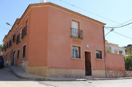Casa Rural El Lio: FACHADA
