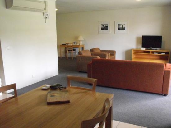 Kingston Terrace Serviced Apartments: Living Area