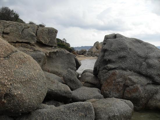Resort Valle Dell'Erica Thalasso & Spa : spiaggia