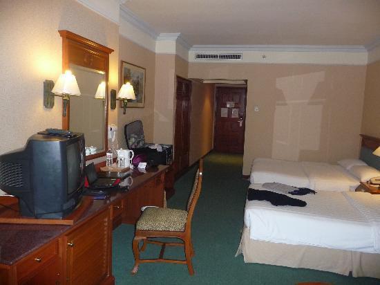 Royal Benja Hotel: Chambre