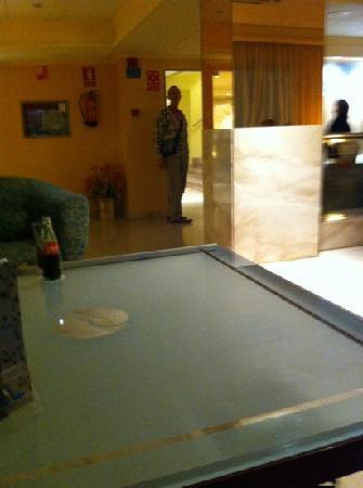 Hotel Avenida: bar