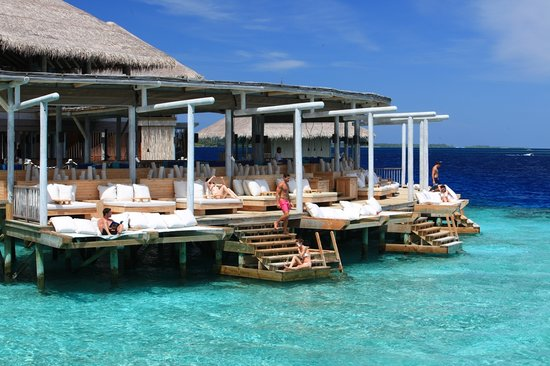 Six Senses Laamu: Chill