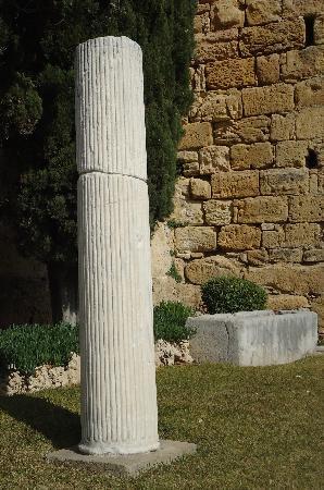 Tarragona, España: columna