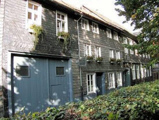 Altstadt Pension Koch: Haus